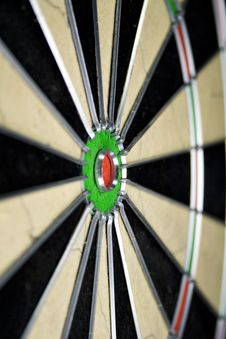Free Bull S-eye Royalty Free Stock Photo - 4365765
