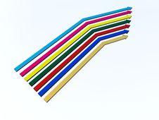 Free Color Arrows Stock Photos - 4365953