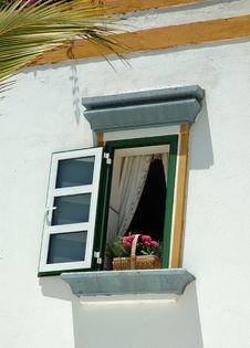 Free Open Window Stock Image - 4366031