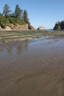 Free Sunset Bay Royalty Free Stock Photo - 4366645