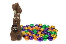 Free Cute Easter Bunny Stock Photos - 4366953