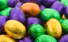 Free Lots Of Easter Eggs Royalty Free Stock Photos - 4366958