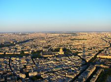 Free Paris From Eiffel Tower Royalty Free Stock Photos - 4367088