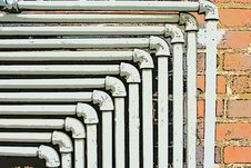 Free Pipes Royalty Free Stock Photos - 4367338