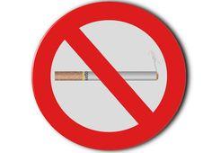 Free No Smoking Stock Photo - 4368490
