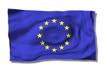 Free Euroflag Royalty Free Stock Photography - 4368517