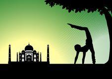 Free India Yoga Stock Photo - 4368590