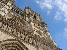 Free Notre Dame De Paris Stock Photography - 4368662