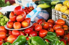 Free Fruit Market Stock Image - 4369081