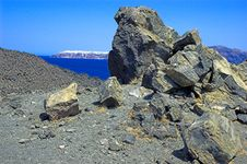 Volcanic Rock Stock Images