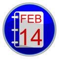 Free February 14 Stock Photography - 4373632