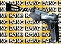 Free Gun Bang 4 Royalty Free Stock Photos - 4377228