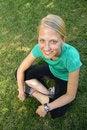 Free Healthy Teen Girl Stock Image - 4379991