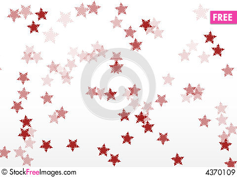 Free Star White Background Royalty Free Stock Images - 4370109