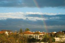 Free Rainbow Royalty Free Stock Photography - 4370907