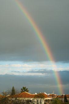 Free Rainbow Royalty Free Stock Photos - 4370968
