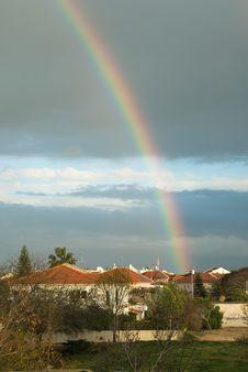 Free Rainbow Stock Image - 4370971