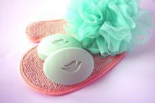 Free Luxury Soap. Royalty Free Stock Image - 4371056
