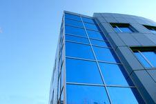 Business Centre Stock Photo