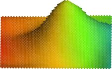 Free Rainbow Mosaic Illustration Stock Photo - 4371390