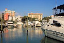 Free Marina Stock Image - 4371891