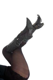 Free Woman Legs Stock Photo - 4372100