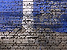 Free Wall Of Brick Stock Images - 4372114