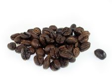 Free Gourmet Coffee Beans Royalty Free Stock Image - 4372836