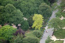 Public Garden Stock Images