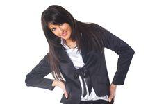 Free Business Woman Stock Photo - 4373780