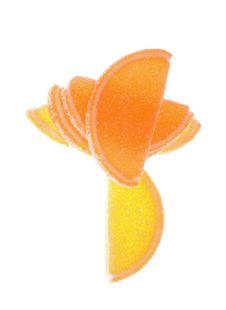 Free Translucent Fruit Jellies Stock Photo - 4374060