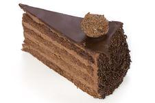 Free Truffle Cake Royalty Free Stock Image - 4374436