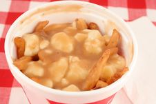 Free Poutine Stock Photos - 4376543
