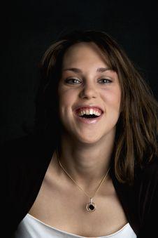 Free Smiling Beauty Royalty Free Stock Photos - 4377098