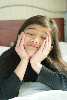 Free Child Resting Stock Photo - 4377100