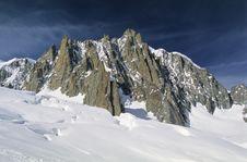 Free Mont Blanc Stock Image - 4377191