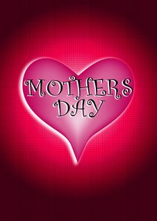 Free Mothers Day Love 6 Royalty Free Stock Photography - 4377287