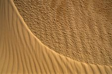 Free Sand Texture Royalty Free Stock Photos - 4377498