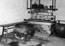 Free Historic Kitchen Stock Photography - 4377982