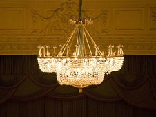 Free Chandelier Royalty Free Stock Photography - 4378587