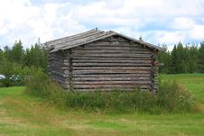 Free Arctic Hay Barn Stock Photos - 4379573