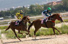 Free Horse Racing Stock Photo - 43718040