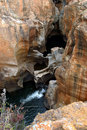 Free Bourke S Luck Potholes Stock Photography - 4380032