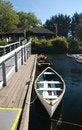 Free Canoes Royalty Free Stock Photo - 4385905