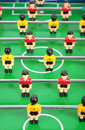 Free Toy Tabletop Football Royalty Free Stock Image - 4387576