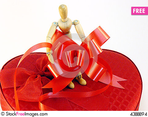Free Ribbons And Bows Stock Images - 4388894