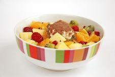 Free Fruit Salad Stock Images - 4380084