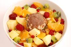Free Fruit Salad Stock Photo - 4380130