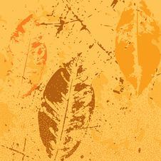 Free Yellow_leaves Royalty Free Stock Photos - 4380418