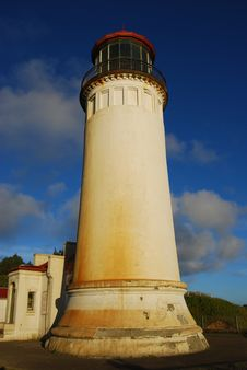 Free Lighthouse Standing Tall Royalty Free Stock Photos - 4380678